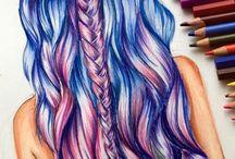 I like the hair style