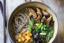 Awesome Asian / All the best #vegetarian and #vegan Asian recipes I can find. / by Veggie Mama