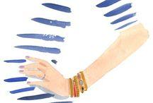 Fashion Illustrations / by Manvi Gandotra