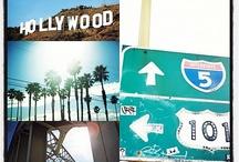 California LOVE! / by Carling Tanno