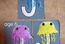 Pre Kinder Alphabet / by Stephanie Aleck Cole