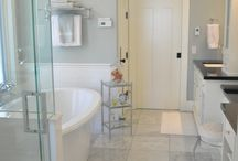 Bathroom Reno Ideas / by Stephanie Hulan