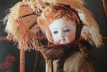 Poupées d'hier / Jolies poupées d'hier à voir