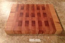 Artisan Crafted Wood Products for the Home / Artisan Crafted Kitchen Cutting Boards, Cheese Boards, Candle Holders....