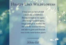 The Heart of a Wildflower