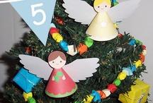 Christmas decorations for kids to make