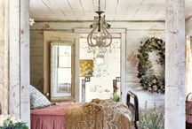 Cool Bedrooms / by Lori Carlyle