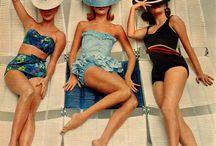 1960's Beachwear