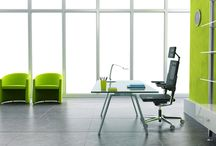 Sokoa: M4 Full Mesh Manager Office Armchair / Sokoa M4, Full Mesh Manager Armchair.  Result of a close collaboration with the famous German designer Martin Ballendat, M4 is a Manager mesh armchair featuring pure esthetics lines and technical precision.  With its full mesh seat, backrest and headrest, the chair has been designed to provide a full comfort able to meet with most demanding user's ergonomics needs. M4 has a new fully integrated self-regulated mechanism, custom-developed for the chair.