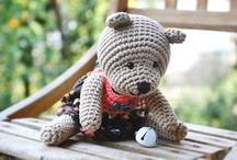 Amigurumi & Crochet Toys / by Michele Jones