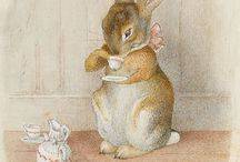 beatrix potter / by Lidy Ellens