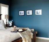 bedroom decor / by Jessie Hatfield