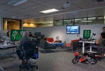 PD / Miejsce, gdzie możecie wrzucać pomysły i inspiracje na Wasze miejsce w nowym biurze.