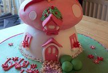 Ruby's cake ideas