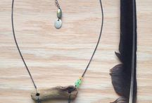 Driftwood jewelery