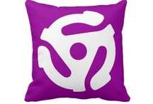 Throw Pillows / Accesories for the home. Custom throw pillows you won't in stores