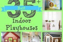Bunk beds - Spielhäuser und Hochbetten