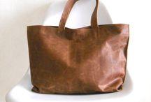 Idées pour mon futur sac en cuir