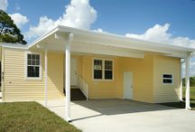 The Sand Dollar at Country Lakes in Ft Myers / This 3 Bedroom 2 Bath home is 1,472 Sq Ft.  This home can be view in Ft Myers by contact LeeCorp at 1-800-428-1318.