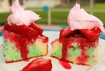 Yum Yummy Desserts / by Andrea Waagen
