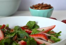 Lunches, Soups, and Salads / Healthy, easy lunches for a busy you.
