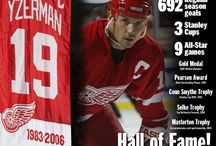 Detroit Redwings / by Kimberly Anderson