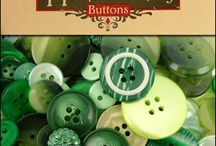 Greenery - Pantone 2017 / Craft Products that match the Pantone Color of the Year 2017