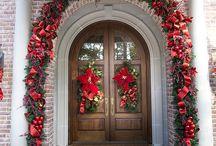 Domy vánoční inspirace
