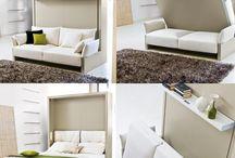 Quarto visita / Sofa cama