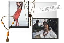 MAGIC MUSE / by juleVintage / theSTYLEARMORY