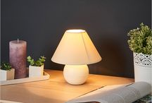 Trend Board: Fabric/Silk Lights / For every style and room: Feel good with fabric lights