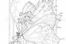 Crafty Coloring Pages