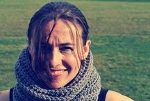 Crochet Scarf & Cowels