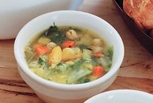 SOUP delight / by Sylvia Coons