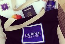 The Purple Passport in Action / by The Purple Passport