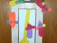 Nursery Rhyme Week / by Myka McGuire