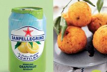 Zesty Food / Discover with us the essential recipes to taste the real Italian street food, its flavors and scents, always accompanied by our Sparkling Fruit Beverages! / by San Pellegrino Fruit Beverages