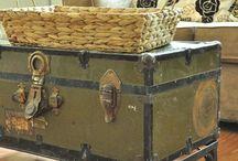 Furniture ideas / Suitcases
