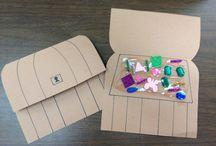Treasure chest of fun - crafts