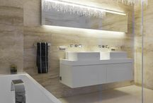 Lighting solutions for bathroom