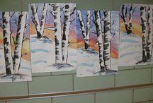Art: Winter / talvi kuvis