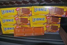 #LeibnizChocoCaramel  / Knackige Kekse von Leibniz