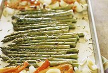 Recipes/Vegetables / by Betsy Cheek