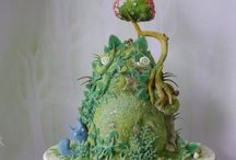 Gateau / by Michelle Basque