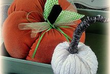 -DIY- Fall Decorating / by KathyElizabeth ,