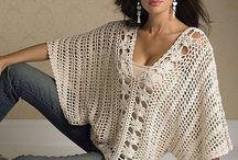Prendas en Crochet