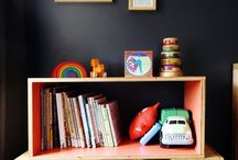 I love baby nurseries and kids rooms / Baby nurseries and kids rooms that tickle my fancy