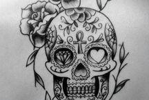 Tattoos / by Stormi Shipbaugh