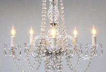 Chandeliers & Divine Illuminations / by Marilyn Blatt