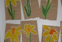 Pääsiäinen ja kevät, kuvis